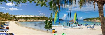 Beach activities at The Verandah Resort & Spa