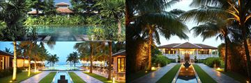 Fusion Maia Denang Resort, pool and exterior views
