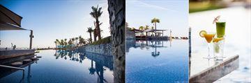 JA Palm Tree Court infinity pool