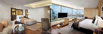 Anantara Riverside Bangkok, Junior Premier Riverfront Suite