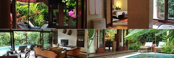 The Pavilions Bali, One Bedroom Pool Villa