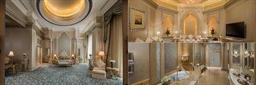 Palace Suite at Emirates Palace Abu Dhabi