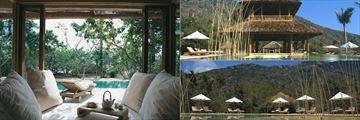 Pool and lounge facilities at Evason Ana Mandara Nha Trang