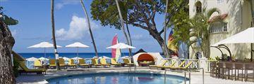 Tamarind by Elegant Hotels pool area