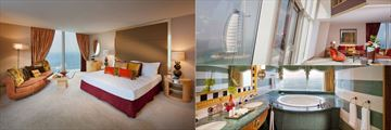Presidential Suite at Jumeirah Beach Hotel