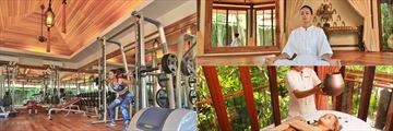 Spa and wellness at Zazen Boutique Resort