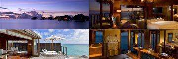 Water Villas at Conrad Maldives