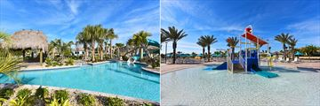 202 Championsgate, Communal Pool and Play Area