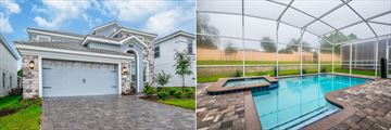 202 Championsgate, Exterior and Pool