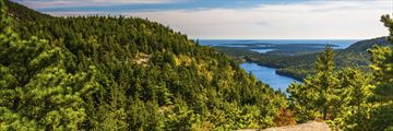 Beautiful views of Acadia National Park