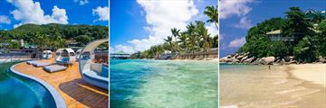 Coco De Mer Resort, Praslin