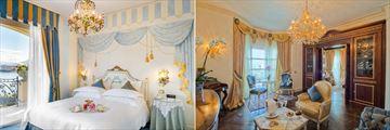 Belvedere Suite at Villa E Palazzo Aminta