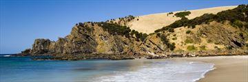 Western River Cove Beach, Kangaroo Island