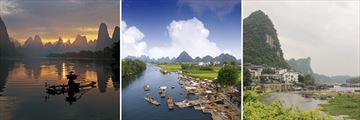 Yangshuo & The Li River, China