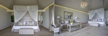 Zawadi Hotel, Villa Bedroom