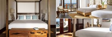 Zemi Beach House Resort & Spa, Superior Room, Premium Room and Two or Three Bedroom Beachfront Villa Suites
