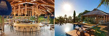 Zuri Zanzibar, Maisha Restaurant and Pool