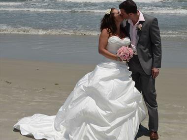 Cocoa Beach wedding