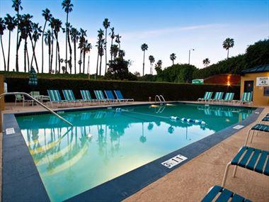 Pool, Wyndham Santa Monica