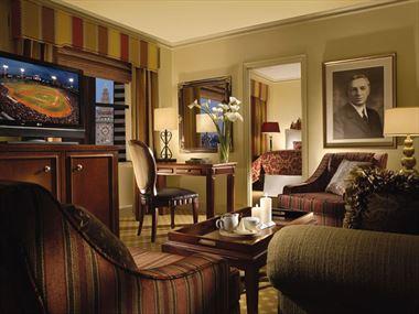 Omni Parker Hotel Suite, Boston