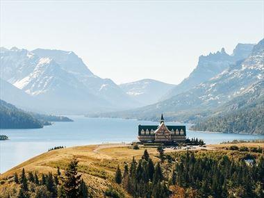 Prince of Wales Hotel, Waterton Lakes National Park