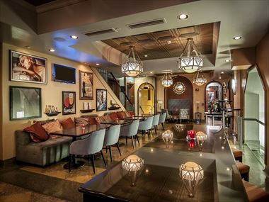 Vertex Bar, Hotel Alex Johnson, Rapid City