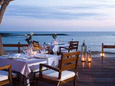 Kymata Restaurant at Constantinou Bors Asimina Suites