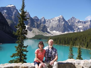 David and Julie share their Canadian Holiday Story
