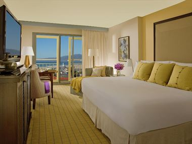 Deluxe King Room at Loews Santa Monica