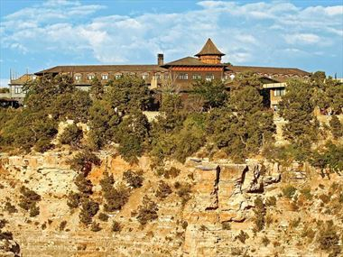 El Tovar Hotel, Grand Canyon