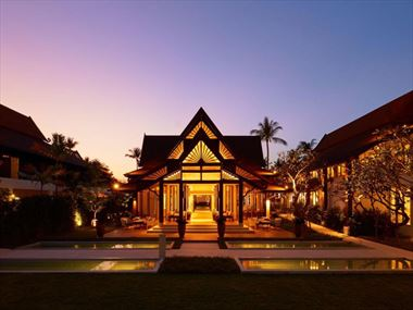Exterior View of Amari Koh Samui