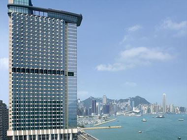 Exterior view of Harbour Grand Hong Kong