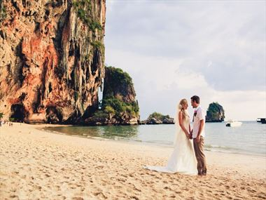 Rayavadee Krabi wedding