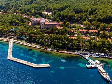 General view of  Grand Yazici Club Marmaris Palace