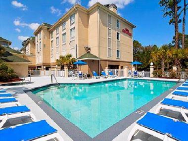 Hilton Garden Inn Hilton Head Swimming Pool