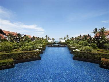 JW Marriott Khao Lak gardens