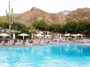 Pool, Loews Ventana Canyon Resort