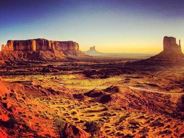 Mesa Rocks, Monument Valley