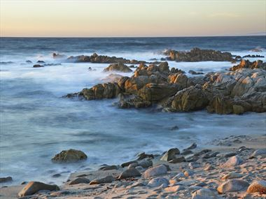 Monterey Bay beach holidays