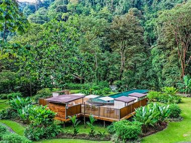 Pacuare Lodge, Costa Rica