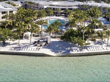 Aerial View of Playa Largo Resort