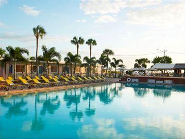 Postcard Inn on the Beach pool