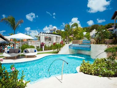 Sandals Grenada South Seas Village