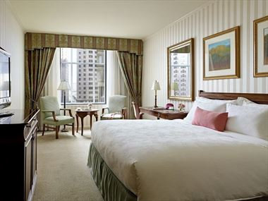 The Langham Boston Deluxe King
