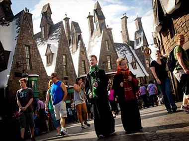A Muggle's guide to The Wizarding World of Harry Potter - Islands of Adventure