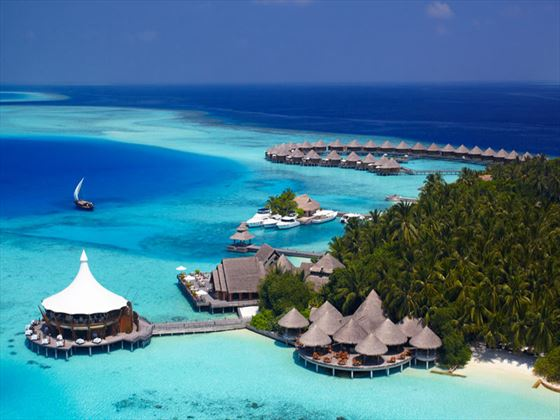 Baros Maldives Maldives Book Now With Tropical Sky