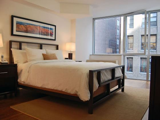 32nd Street Midtown Apartments, bedroom