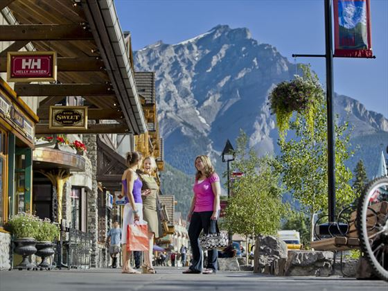 Banff Townsite, Banff National Park