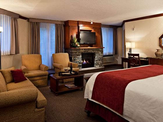 King executive guestroom