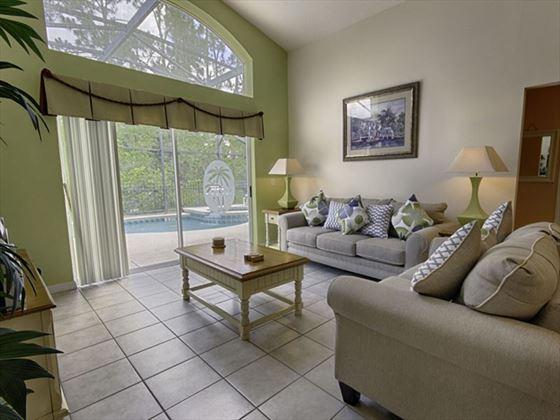 145 Emerald Island Living Area